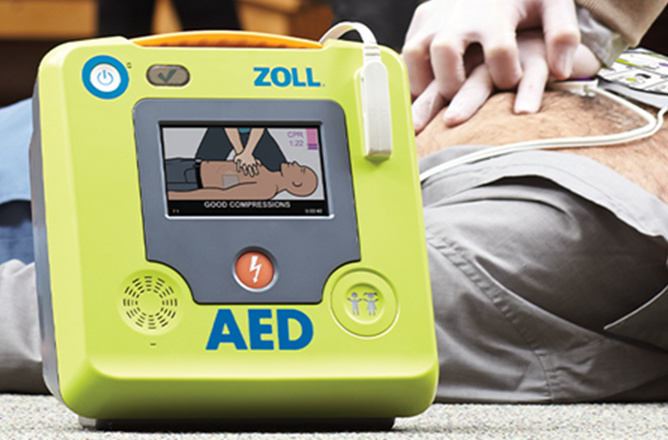 AED Installation, Inspection, Training & Service