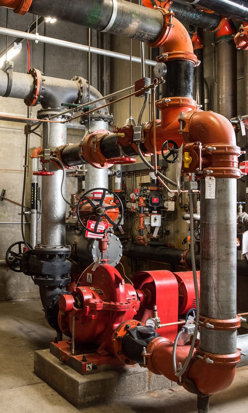 Fire Protection Systems Western States Fire Protection