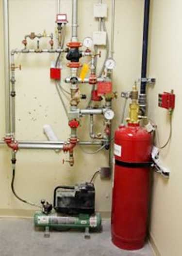 Fm 200 Systems Western States Fire Protection